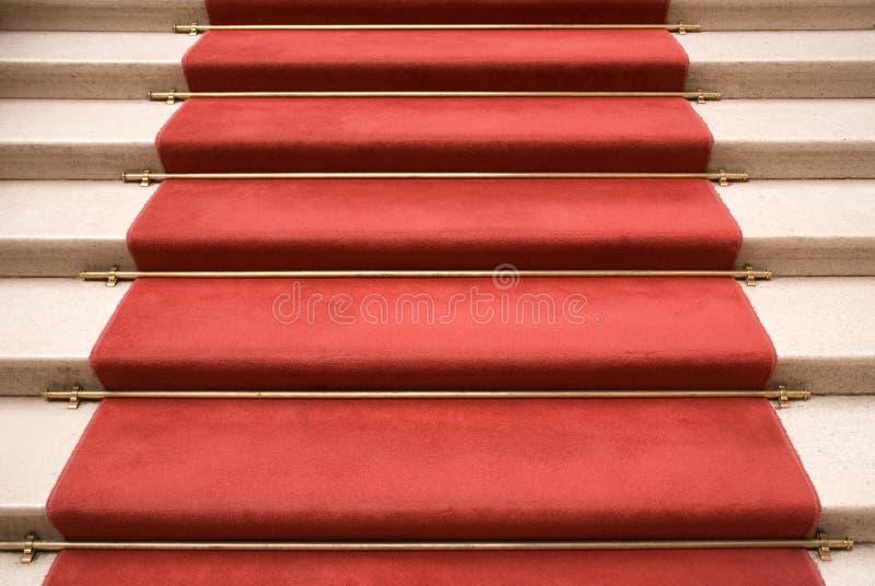 κόκκινο ταπήτων στοκ εικόνα με δικαίωμα ελεύθερης χρήσης