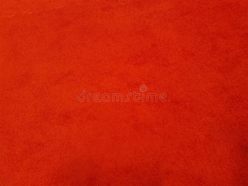 Κόκκινο χαλί ή κουβέρτα στοκ φωτογραφία