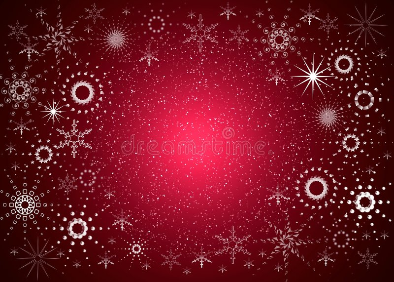Download κόκκινο Χριστουγέννων κα απεικόνιση αποθεμάτων. εικονογραφία από πάγος - 1543080