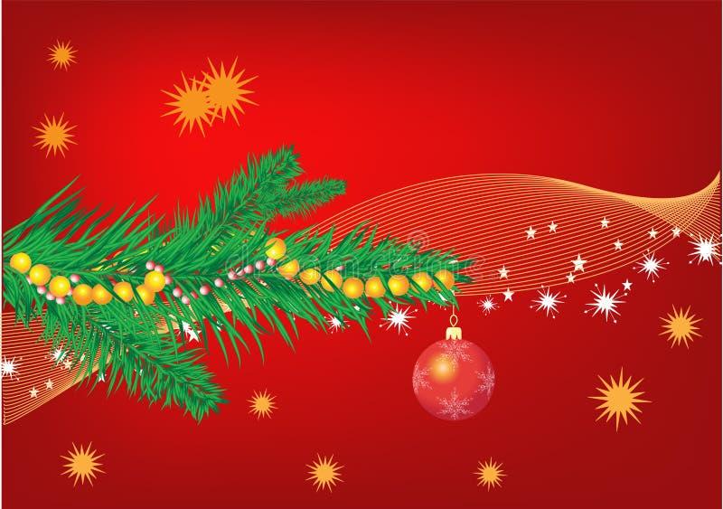 κόκκινο Χριστουγέννων στοκ φωτογραφίες