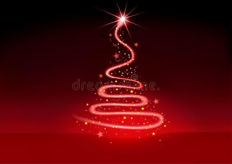 κόκκινο Χριστουγέννων ελεύθερη απεικόνιση δικαιώματος
