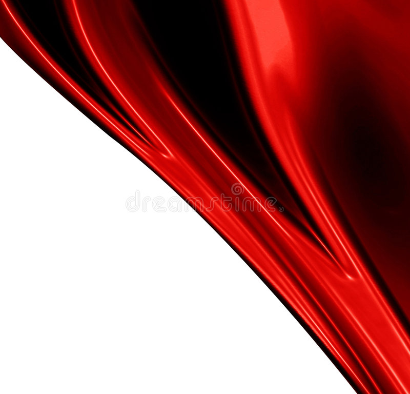 Κόκκινο χρώμα απεικόνιση αποθεμάτων