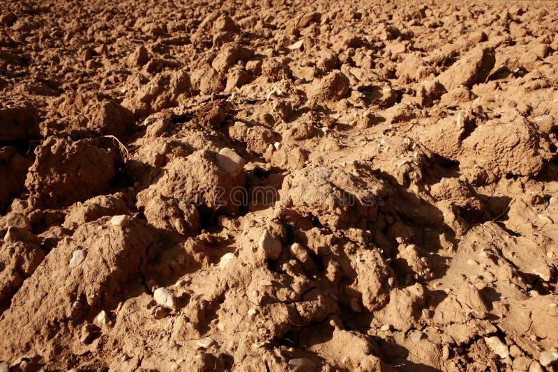 κόκκινο χώμα αργίλου γεω στοκ φωτογραφία με δικαίωμα ελεύθερης χρήσης