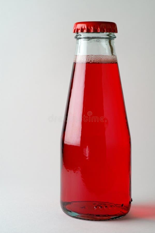 κόκκινο 2 ποτών στοκ εικόνα με δικαίωμα ελεύθερης χρήσης