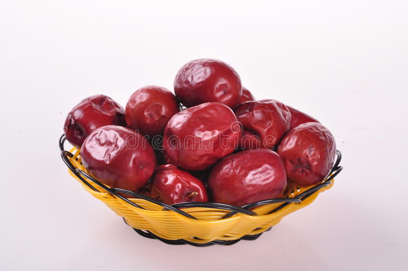 Download Κόκκινο Jujube--τρόφιμα παραδοσιακού κινέζικου Στοκ Εικόνα - εικόνα από πυρομαχικών, nutrients: 62720257