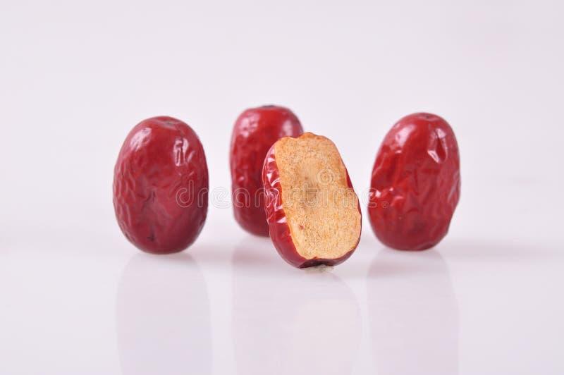 Download Κόκκινο Jujube--τρόφιμα παραδοσιακού κινέζικου Στοκ Εικόνα - εικόνα από ασβέστιο, θρεπτικός: 62721521