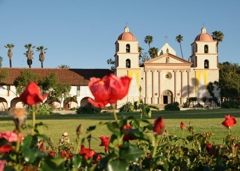 κόκκινο santa τριαντάφυλλων αποστολής της Barbara