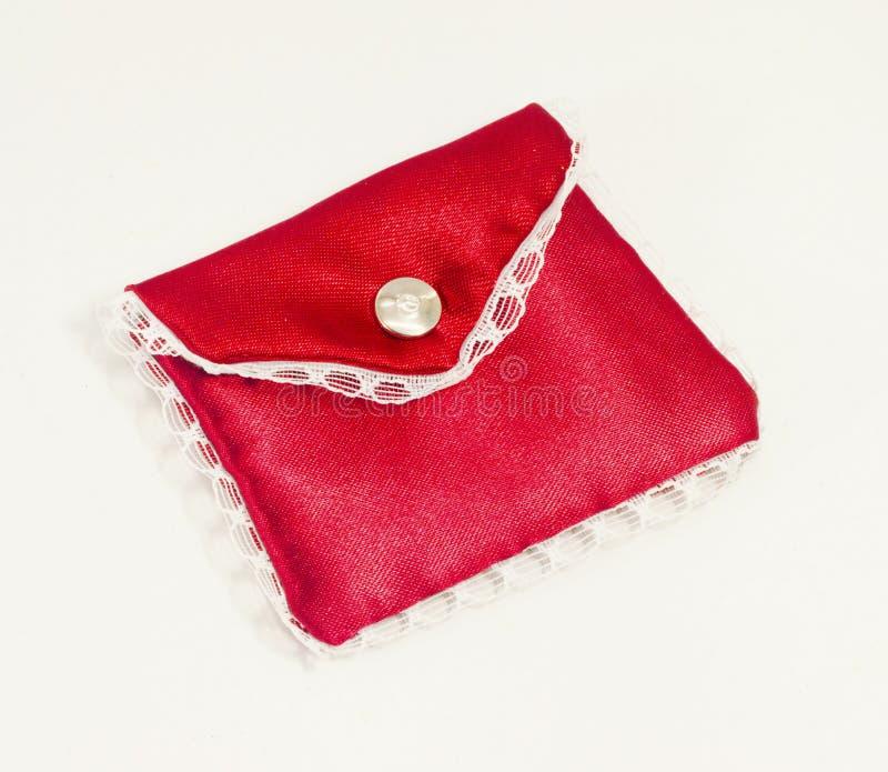 κόκκινο sashet στοκ εικόνα