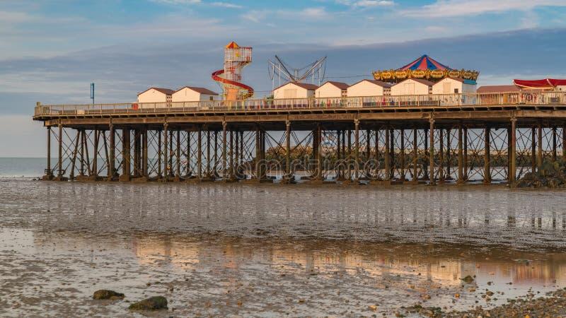 Κόλπος του Χέρνη, Κεντ, Αγγλία, UK στοκ φωτογραφία με δικαίωμα ελεύθερης χρήσης