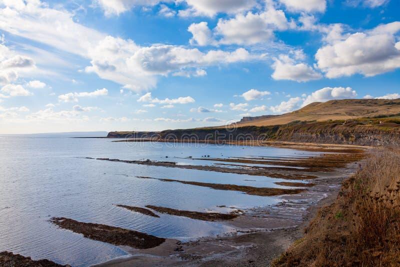 Κόλπος Dorset Kimmeridge στοκ εικόνα με δικαίωμα ελεύθερης χρήσης