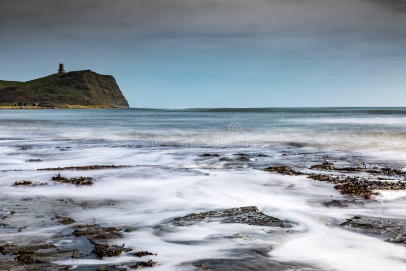 Κόλπος Dorset, UK Kimmeridge στοκ φωτογραφία με δικαίωμα ελεύθερης χρήσης