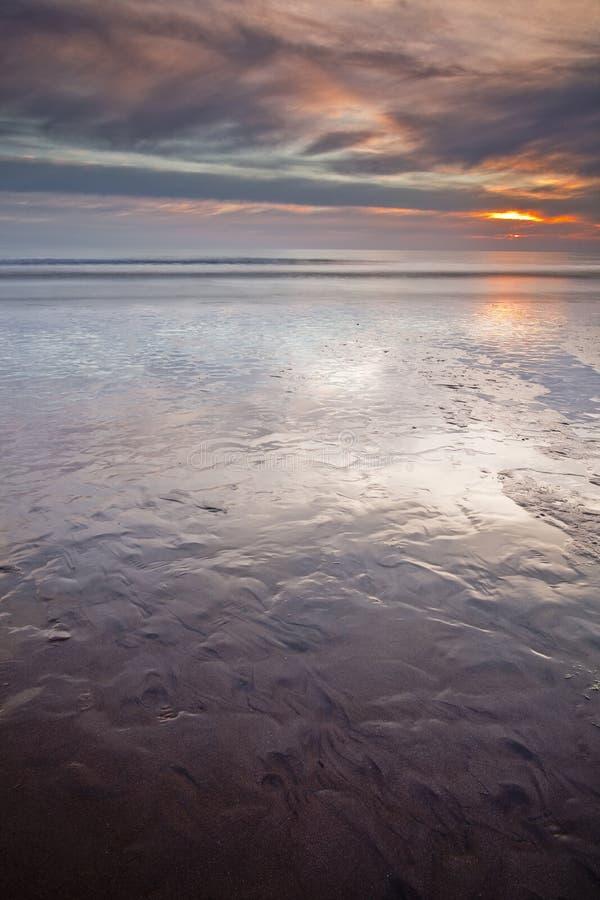 Κόλπος Dunraven, Southerndown, Glamorgan, Ουαλία, UK. στοκ εικόνες με δικαίωμα ελεύθερης χρήσης
