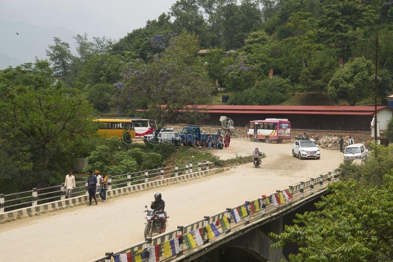 Κόμματα Σαββατοκύριακου στο Κατμαντού στοκ φωτογραφίες με δικαίωμα ελεύθερης χρήσης