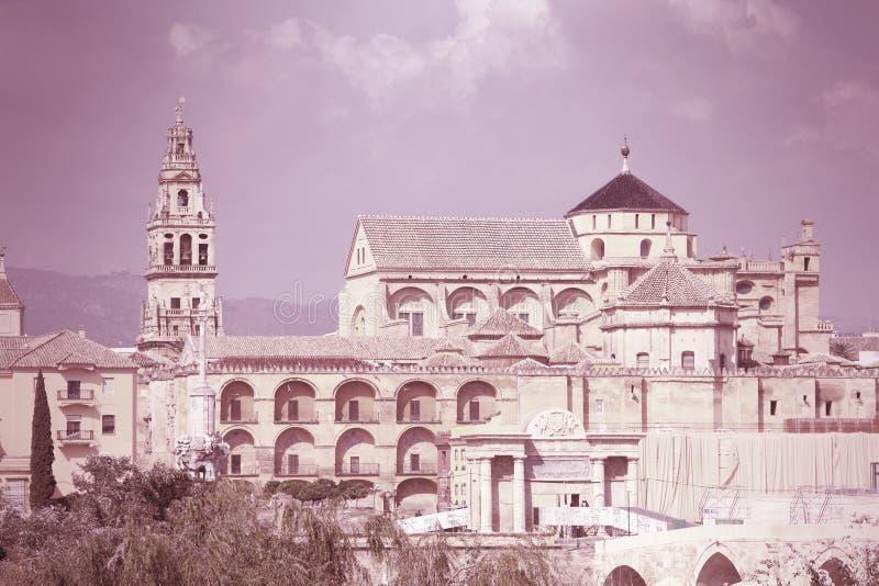 Κόρδοβα Ισπανία στοκ φωτογραφία με δικαίωμα ελεύθερης χρήσης