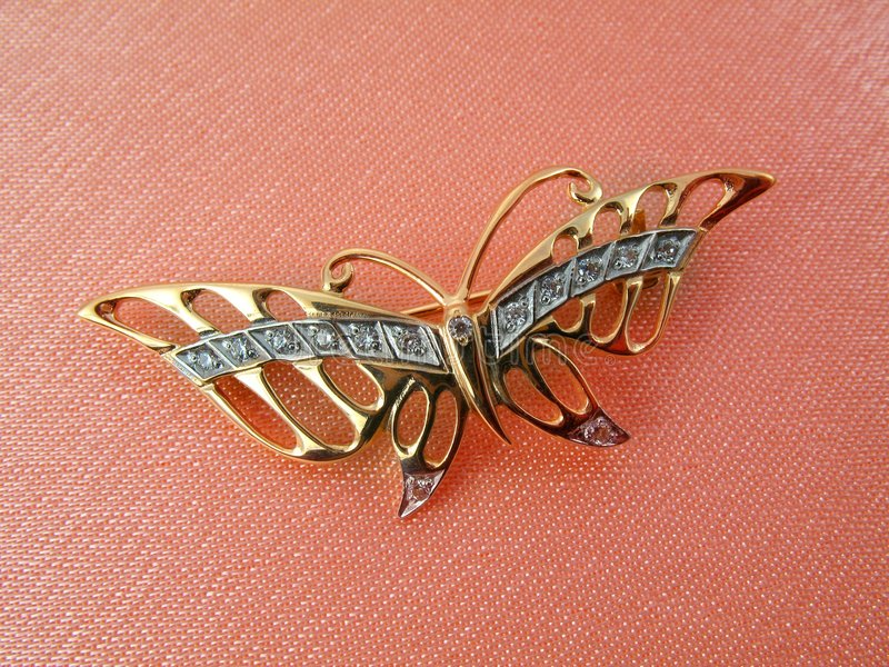 κόσμημα πεταλούδων στοκ φωτογραφίες
