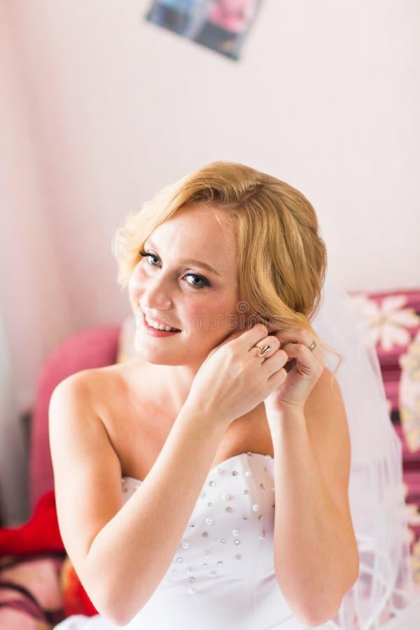 Κόσμημα της νύφης στοκ εικόνες με δικαίωμα ελεύθερης χρήσης