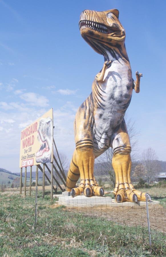 Κόσμος δεινοσαύρων στοκ εικόνες με δικαίωμα ελεύθερης χρήσης