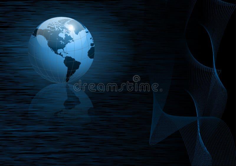 κόσμος επιχειρησιακών σ&phi ελεύθερη απεικόνιση δικαιώματος