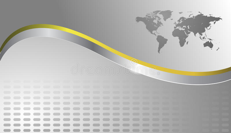 κόσμος επιχειρησιακών χ&alpha διανυσματική απεικόνιση