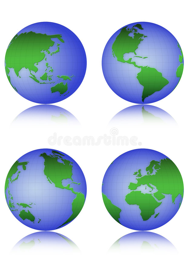 κόσμος, κόσμος-σφαίρα, απεικόνιση αποθεμάτων