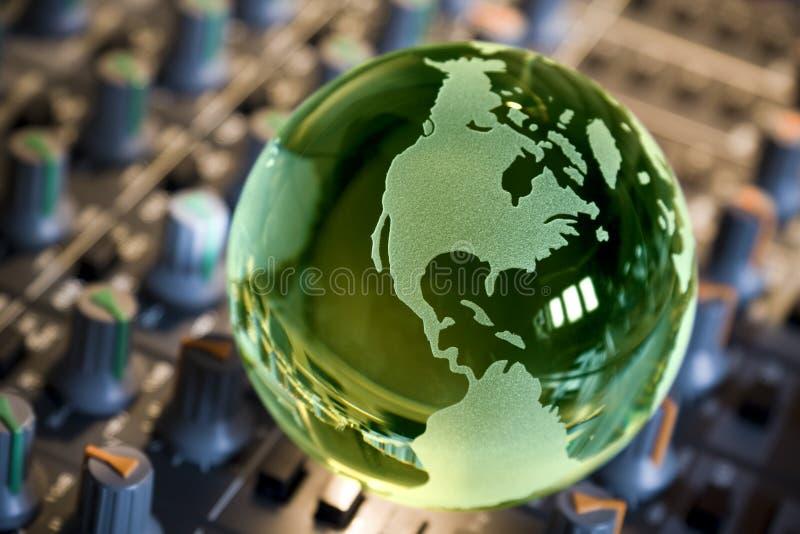 κόσμος μουσικής στοκ φωτογραφίες με δικαίωμα ελεύθερης χρήσης