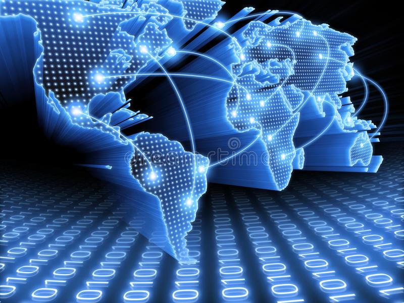 κόσμος χαρτών πληροφοριών
