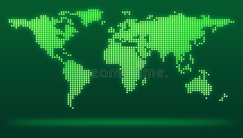 Download κόσμος χαρτών απεικόνιση αποθεμάτων. εικονογραφία από πυράκτωση - 1547212