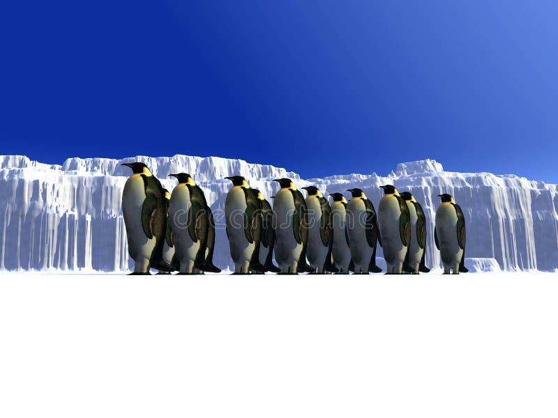 Κόσμος 12 πάγου διανυσματική απεικόνιση