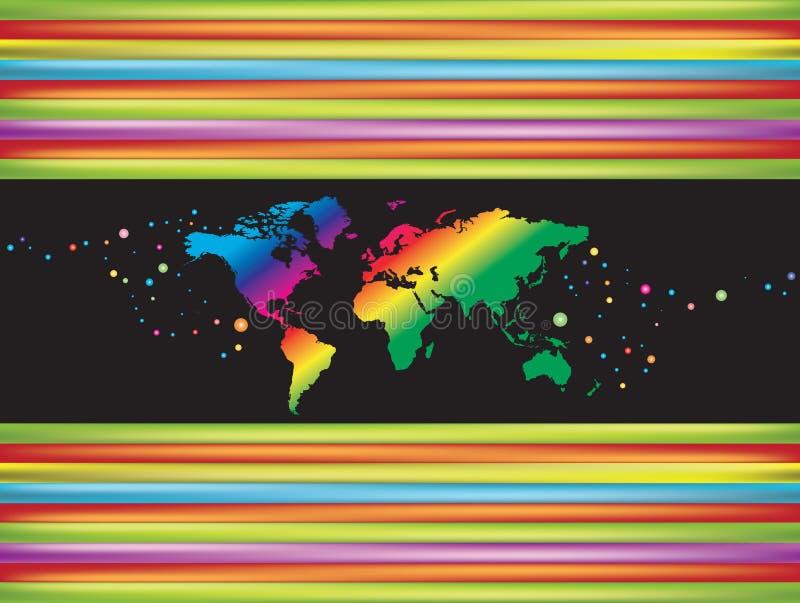 κόσμος απεικόνιση αποθεμάτων