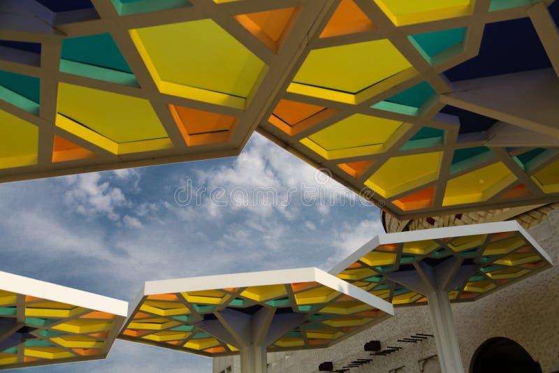 Κόσμος EXPO Μιλάνο στοκ εικόνα