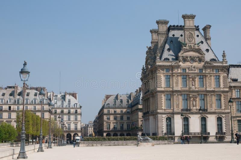 κόσμος tuileries απλαδιών του Παρισιού κληρονομιάς κήπων sitebanks στοκ εικόνες με δικαίωμα ελεύθερης χρήσης