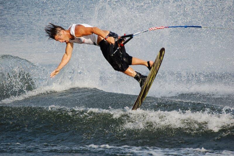 κόσμος waterski φλυτζανιών του 2008 στοκ εικόνες