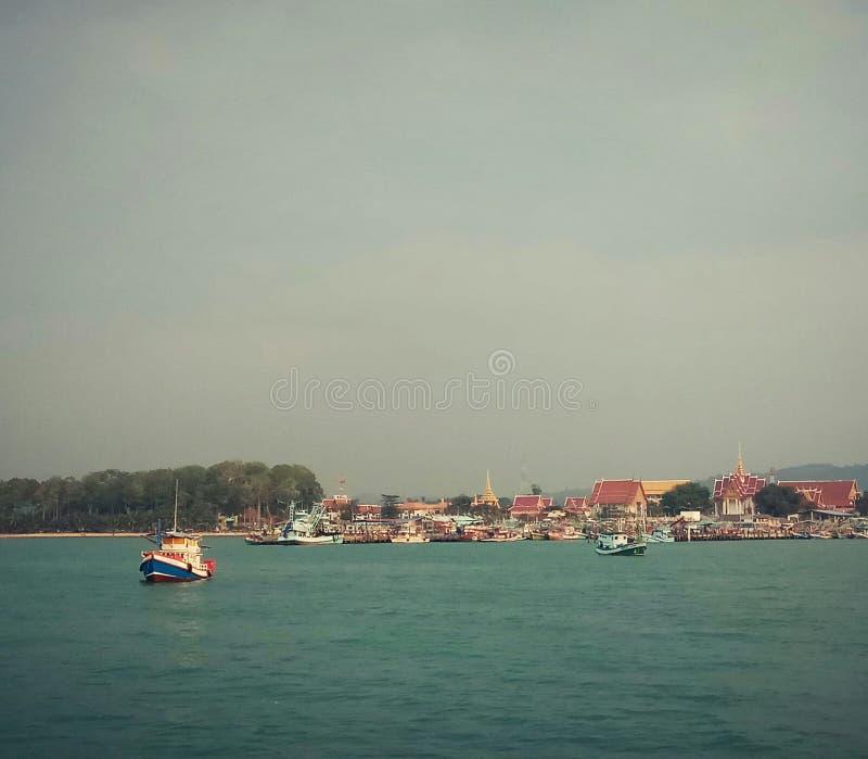 Κόλπος Bangsarei στοκ εικόνα