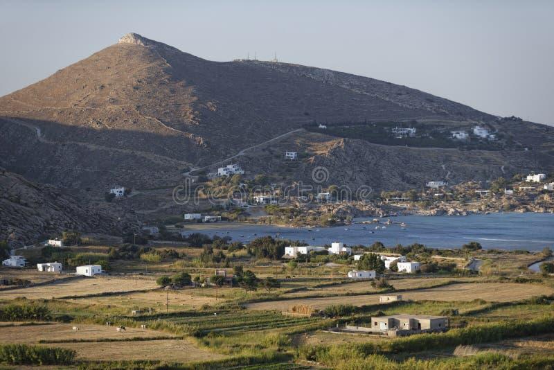 Κόλπος Kolymbithres στοκ εικόνες