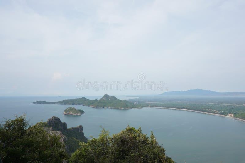 Κόλπος Manaw στοκ εικόνα με δικαίωμα ελεύθερης χρήσης
