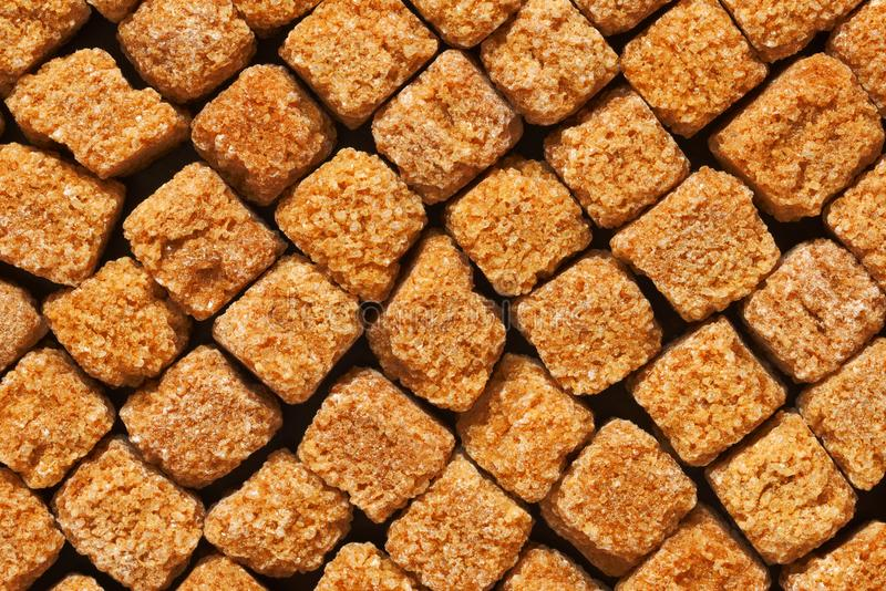 Κύβοι καλάμων ζάχαρης στοκ εικόνες με δικαίωμα ελεύθερης χρήσης