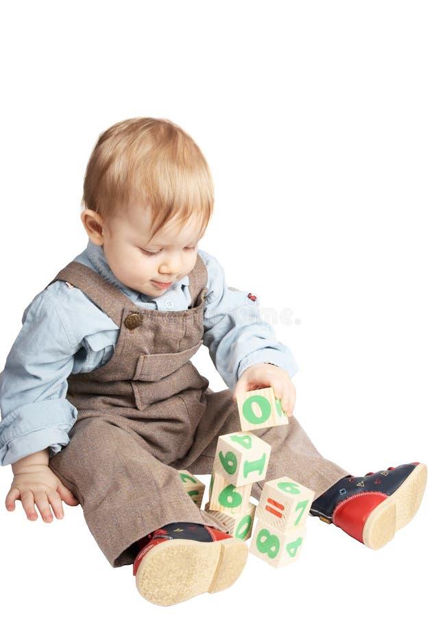 κύβοι μωρών στοκ φωτογραφία με δικαίωμα ελεύθερης χρήσης