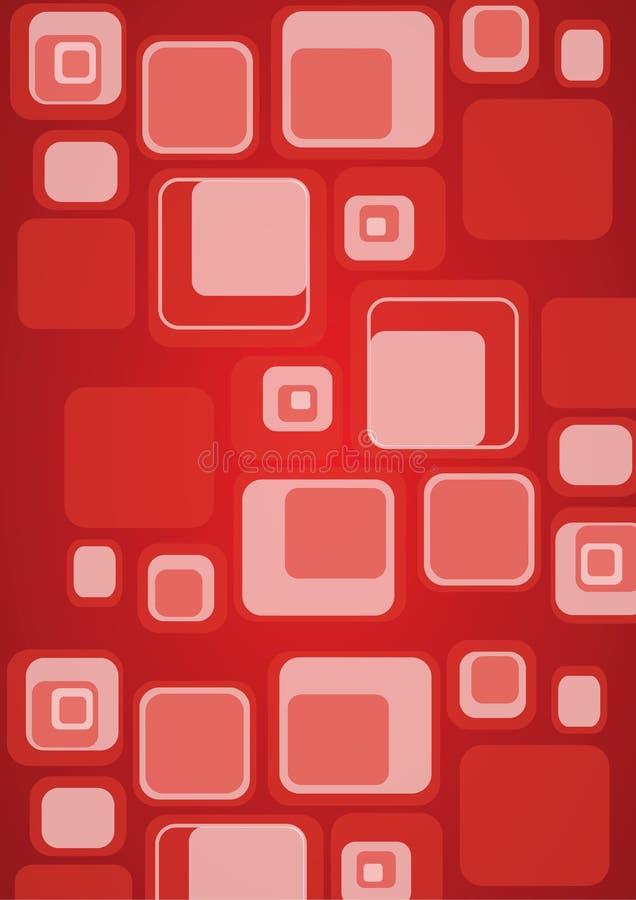 κύβος ανασκόπησης αναδρ&omic ελεύθερη απεικόνιση δικαιώματος