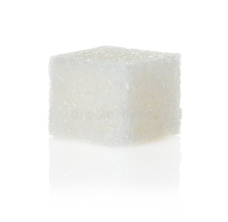 Κύβος ζάχαρης στοκ φωτογραφία