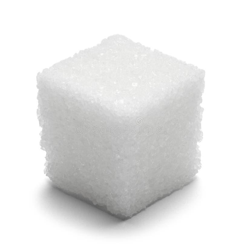 Κύβος ζάχαρης στοκ εικόνες