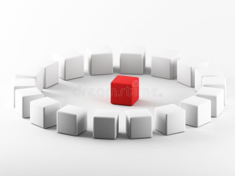 κύβος ελεύθερη απεικόνιση δικαιώματος