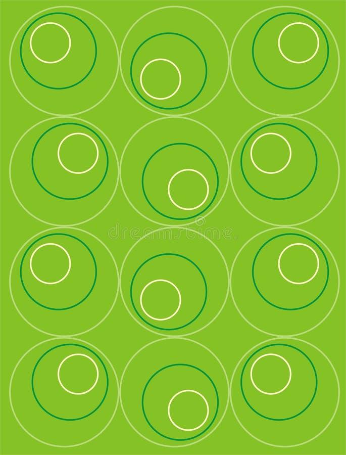 κύκλοι ανασκόπησης απεικόνιση αποθεμάτων