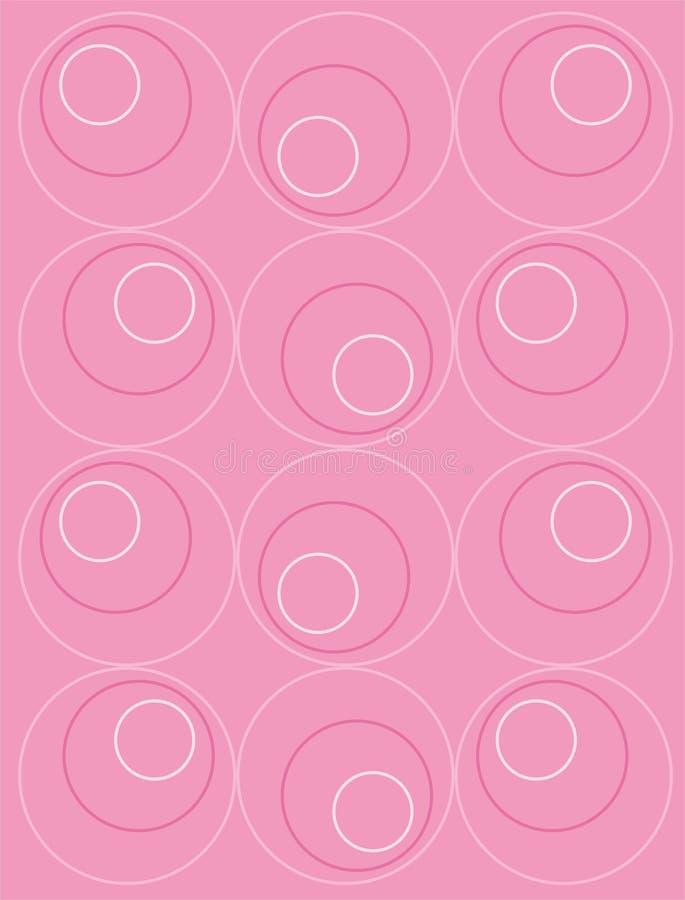 κύκλοι ανασκόπησης ελεύθερη απεικόνιση δικαιώματος