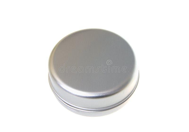κύκλος μετάλλων κιβωτίω&nu στοκ εικόνες με δικαίωμα ελεύθερης χρήσης