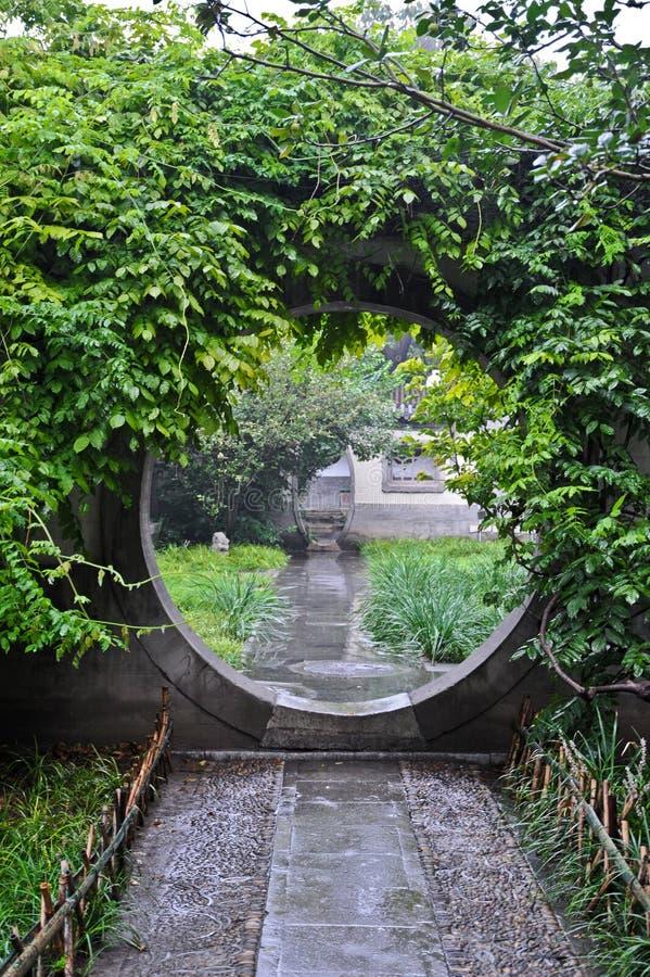 κύκλος πυλών στοκ εικόνα