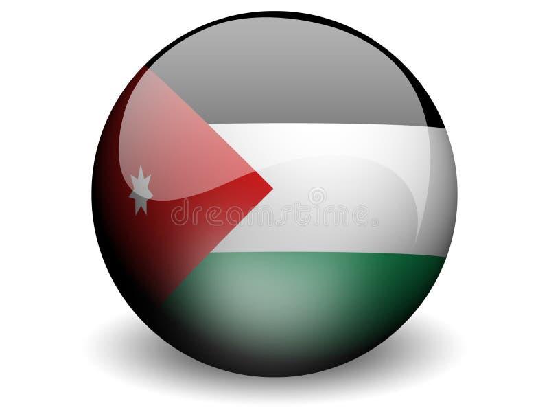 κύκλος της Ιορδανίας ση&mu ελεύθερη απεικόνιση δικαιώματος