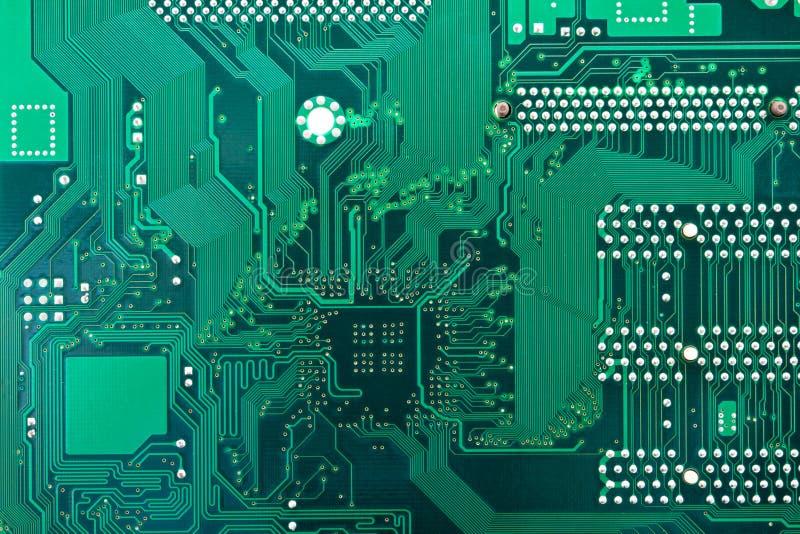κύκλωμα χαρτονιών πράσινο στοκ εικόνες