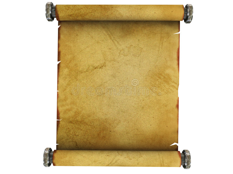 κύλινδρος εγγράφου ελεύθερη απεικόνιση δικαιώματος