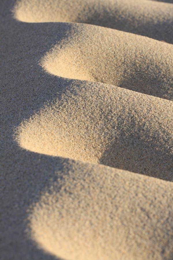 κύματα αμμόλοφων στοκ φωτογραφίες με δικαίωμα ελεύθερης χρήσης