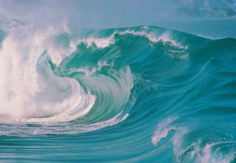 κύματα θάλασσας στοκ φωτογραφία με δικαίωμα ελεύθερης χρήσης